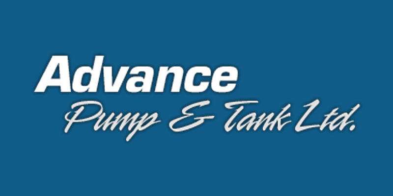 Advance Pump And Tank Ltd., Ontario, Cambridge