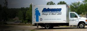 Advance Pump And Tank Ltd., Truck ready to visit your site